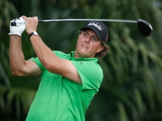 Mickelson May be Only One Able to Stop Tiger