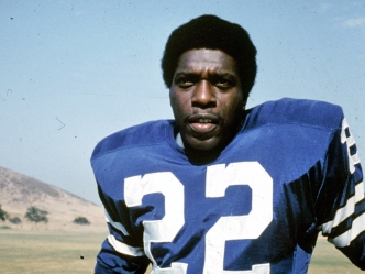 """Bullet"" Bob Inducted Into Pro Football HOF"