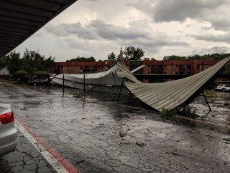 NBC 5 Viewers Document Sundays's Storms