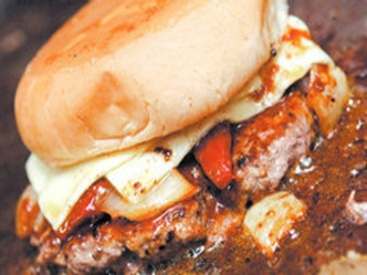 Gourmet Yourself: Outlaw Chef's Diablo Burger
