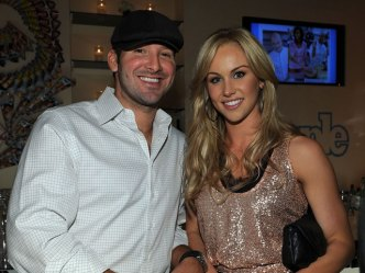 Romo, Candice Crawford Engaged