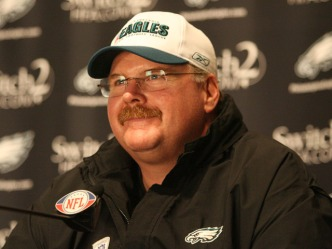 Jean-Jacques Taylor Thinks Much Too Highly Of Andy Reid