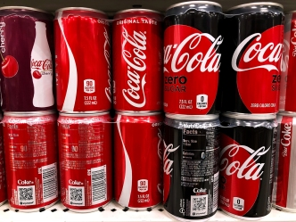 Coca-Cola 'Closely Watching' Use of Cannabis in Wellness Drinks