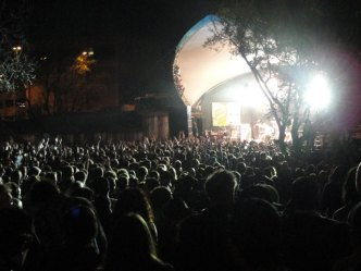 Bridwell's Band of Horses Fills Stubb's BBQ