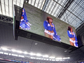 Houston Video Screens Larger Than JerryTron