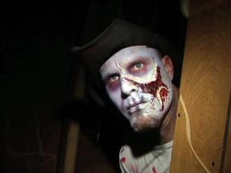 Behind the Scenes of the World's Biggest Haunted House