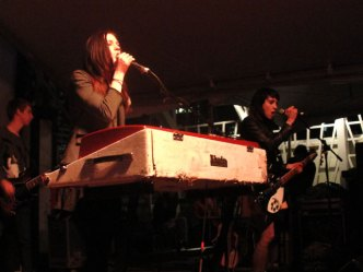 Texas-Based Quintet Eisley Showcases New Material