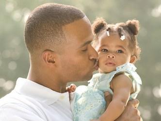 Dads Empower Kids to Take Chances