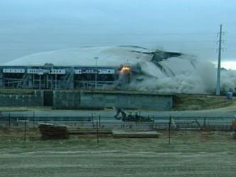 Stadium Implosion: City of Irving Feed