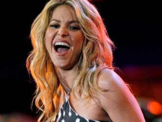 Shakira to Headline WC Closing Ceremony