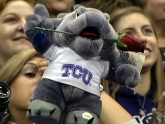 TCU Basks in Rose Bowl Win