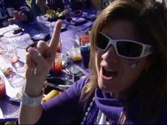 "TCU Fans Bring It ""Texas Style"""