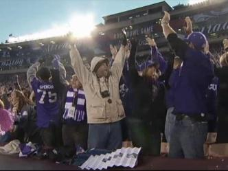 Frog Fans React to Rose Bowl Win