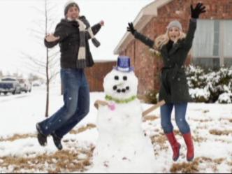 Viewers Share Smiles, Snow Photos
