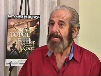 "Topol Still Top ""Fiddler On The Roof"""
