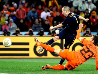 Spain Wins First World Cup Over Netherlands, 1-0