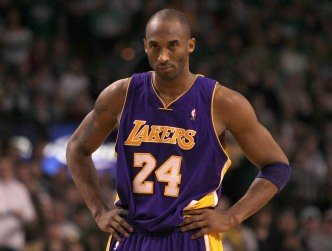 Bum Ankle Might Keep Kobe From All-Star Competition