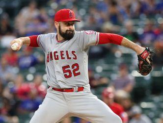 Shoemaker Returns with 5 Scoreless, Angels Beat Rangers
