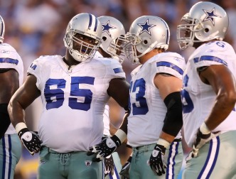 Cowboys Hope Healthy Line Cures Run Game