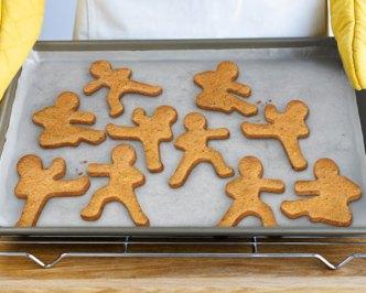 Killer Cookies
