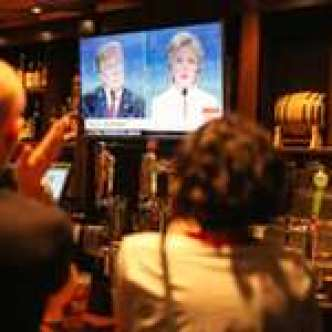 Third Debate Audience Didn't Top First, But Had More Viewers Than 2008 and 2012