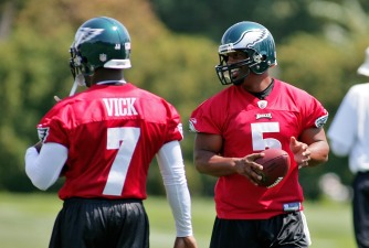Did McNabb Suggest Vick Deal?