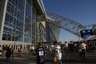 Updated: Cowboys-Titans, Rangers-Rays Could Present Traffic Issues