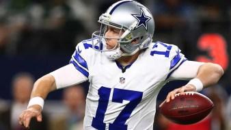 QB Kellen Moore Now Cowboys' Coach Moore