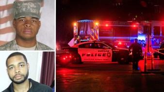 Dallas Gunman Hid Women's Underwear, Explosive in Barracks