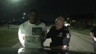 Police Release Dashcam Video of Terrance Williams Arrest