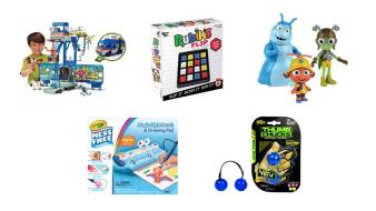 Toys For Every Budget: Under $50, $40 and $10