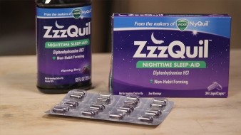 Should You Get Your Zs from ZzzQuil?