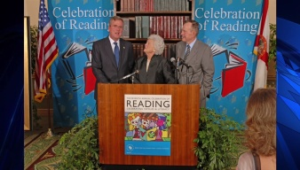 'Celebration of Reading' Event Held in Dallas