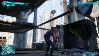 The DMN's Britton Peele: New Spider-Man Video Game