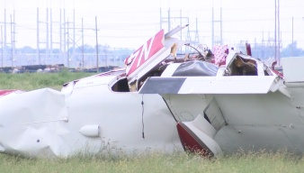 Four Survive TX Panhandle Plane Crash, Aircraft Demolished