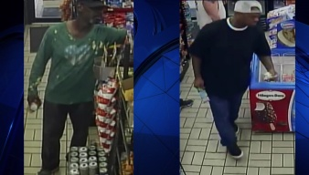 Police Looking for Men Involved in Aggravated Robberies