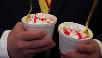 State Fair of Texas Food: State Fair Fun-L Cake Ice Cream
