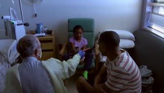 Amarillo Toy Maker Donates to Pediatric Patients