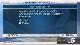 Weather Quiz: Wind and Weather