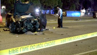 2 Dead After Shooting, Head-On Collision in Dallas