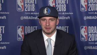 1-on-1 With New Maverick Luka Doncic