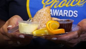 State Fair of Texas Food: Orange You Glad We Fried It?!
