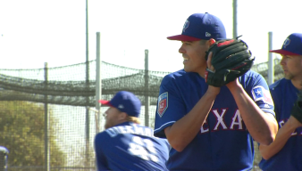Rangers' Moore Looks to Rebound From Rough 2017