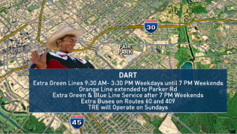 Taking DART to the 2019 State Fair of Texas