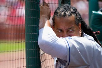 Manny-Mania Begins With First Bomb