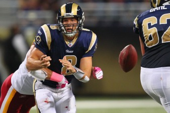Out Of The Chute: Rams at Cowboys