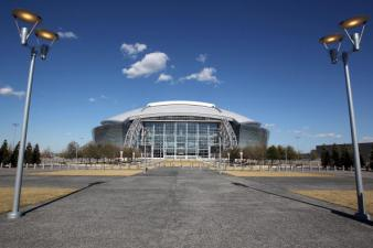 Gov't Required Barricade Headache For Super Bowl XLV
