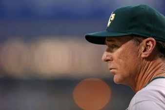 A's On Verge of Awful Collapse