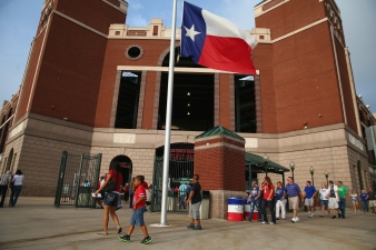 Rangers in Top Half of MLB Franchise Worth