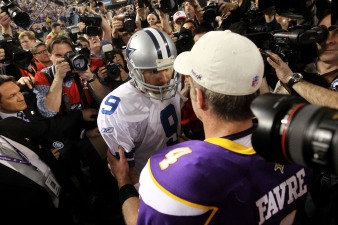 Nine Months Later, Cowboys & Vikes Still Talking Trash